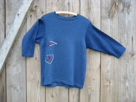 Merino-Woll-Pullover